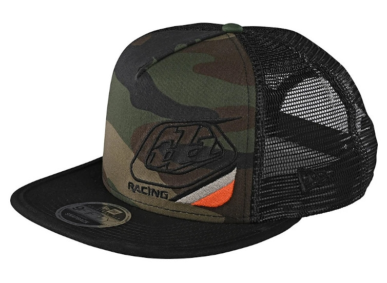 Troy Lee Designs Czapka Precision 2.0 Trucker