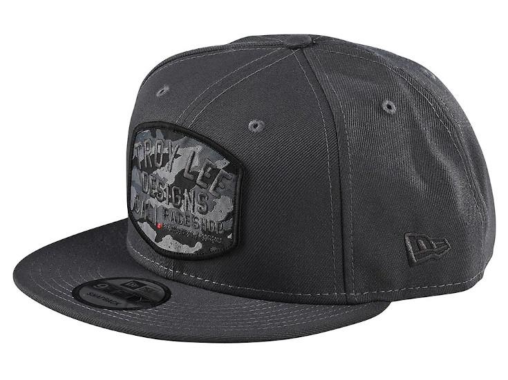 Troy Lee Designs Czapka Blockworks Hat