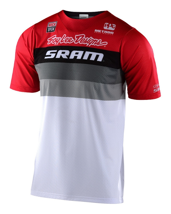 Troy Lee Designs Jersey Skyline Air Continental SRAM SS