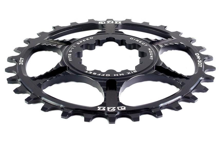 A2Z Zębatka Direct Mount Narrow Wide (SRAM)