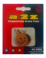 A2Z - Klocki do hamulców Avid Ball Bearing 5 /Promax DSK-710 AZ-280S