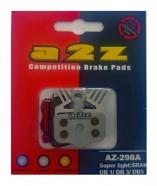 A2Z - Klocki do hamulców Sram Avid DB1/2/3/Level AZ-298A