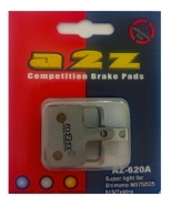 A2Z - Klocki do hamulców Shimano Deore BR-M515/M495/M475/M465/M415/C501/C601/M465/M475/M4 AZ-620A