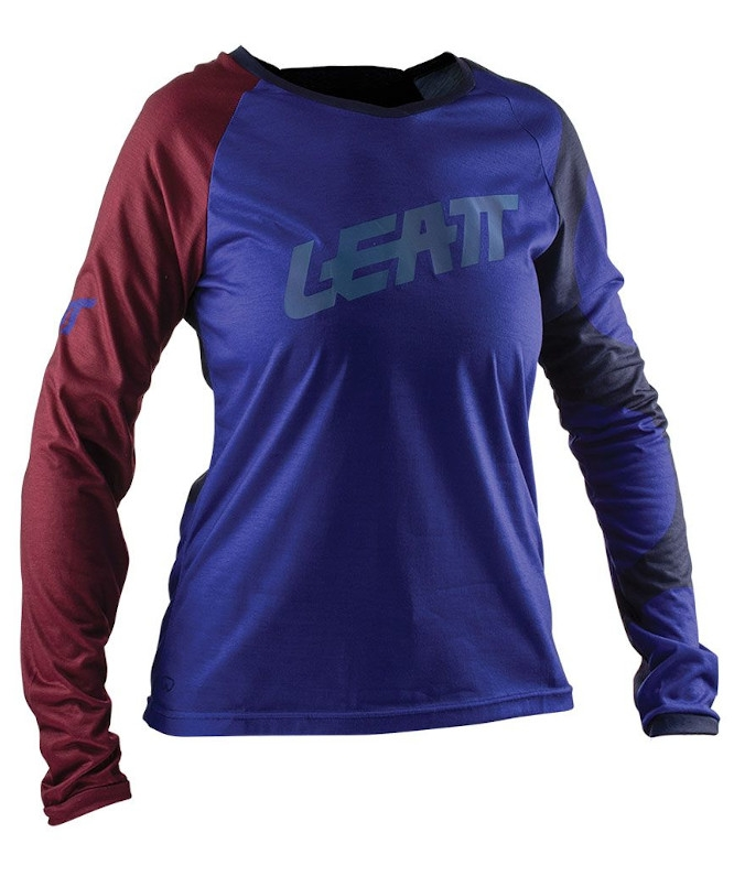 Leatt Jersey DBX 2.0 Long Marine Lady