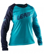 Leatt - Jersey DBX 2.0 Long Mint Lady