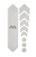 AMS - Naklejki ochronne Honeycomb Frame Guard