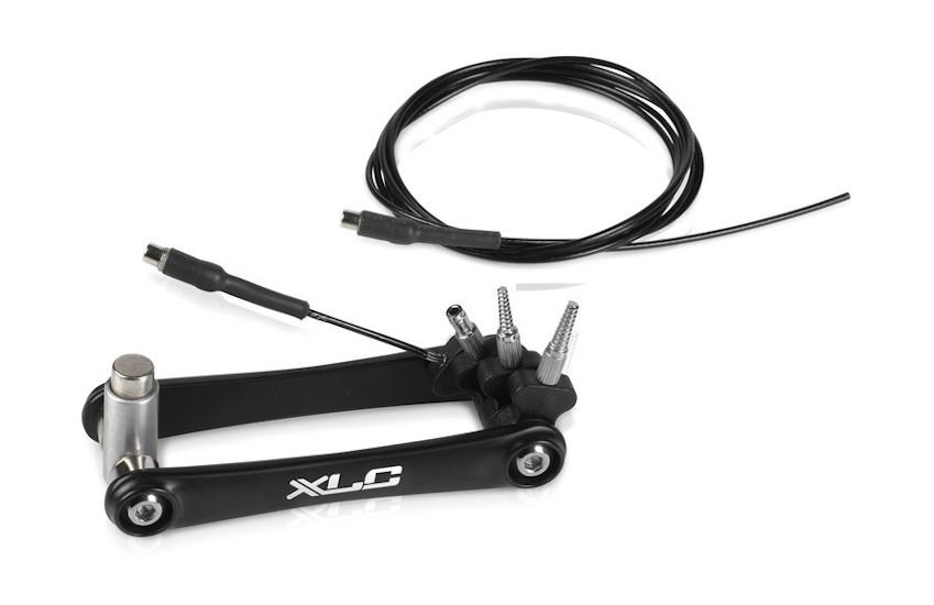 XLC Zestaw do prowadzenia przewodów wewnątrz ram TO-S86