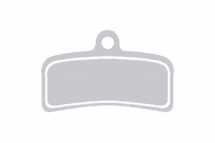 Accent - Klocki hamulcowe do Shimano Saint (M810)