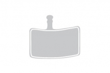 Accent - Klocki hamulcowe do Hayes Stroker Trail / Carbon / Gram