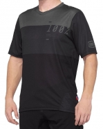 100% - Jersey AirMatic Charcoal Black