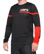 100% - Jersey R-CORE Red Black