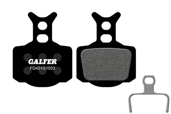 Galfer Klocki hamulcowe FD451 do Formula RX / R1 / Mega / The One