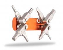 Granite Zestaw narzędzi STASH multitool