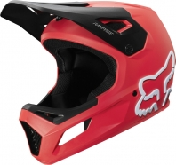 FOX - Kask Rampage Bright Red Junior