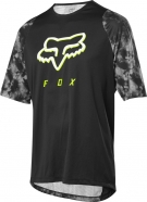 FOX - Jersey Defend Elevated Black
