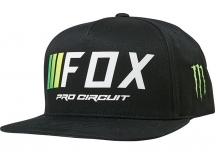 FOX - Czapka Pro Circuit Snapback