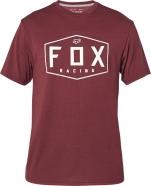 FOX - T-shirt Crest Tech