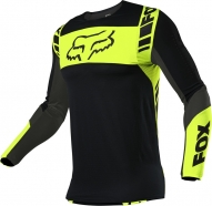 FOX - Jersey Flexair Mach One Black Yellow