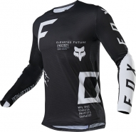 FOX - Jersey Flexair RIGZ Black