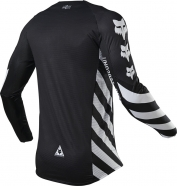 FOX Jersey Flexair RIGZ Black