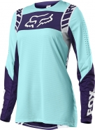 FOX - Jersey Flexair Mach One Aqua Lady