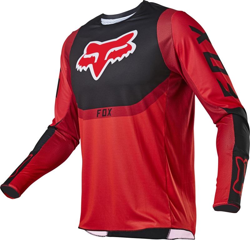 FOX Jersey 360 Voke Red