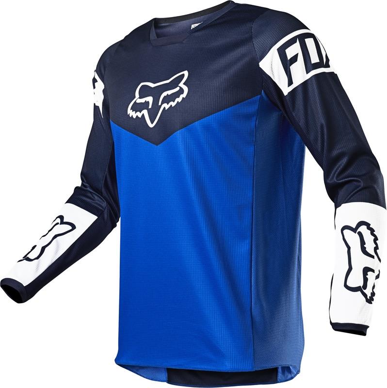 FOX Jersey 180 Revn Blue