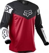 FOX Jersey 180 Revn Red