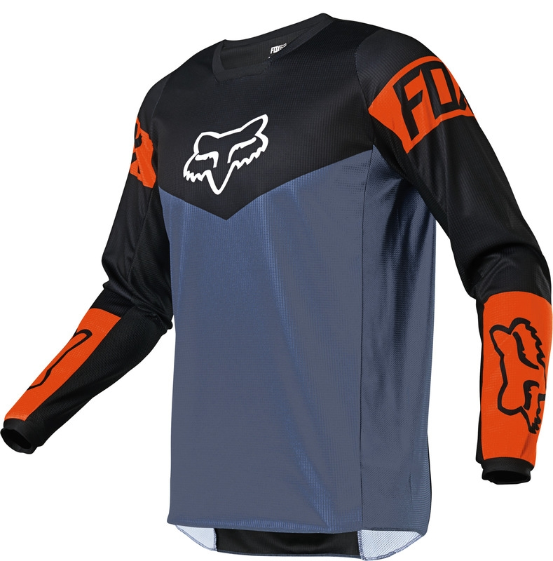 FOX Jersey 180 Revn Steel