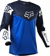 FOX Jersey 180 Revn Blue Junior