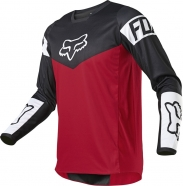 FOX - Jersey 180 Revn Red Junior