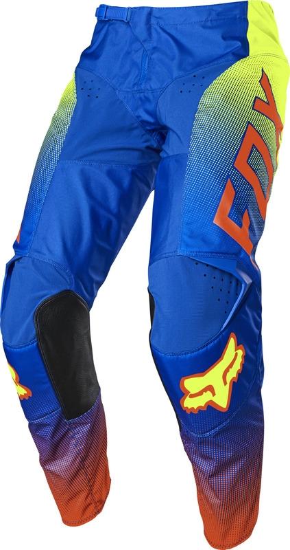 FOX Spodnie 180 Oktiv Blue