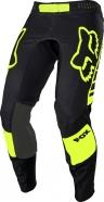 FOX - Spodnie Flexair Mach One Black Yellow