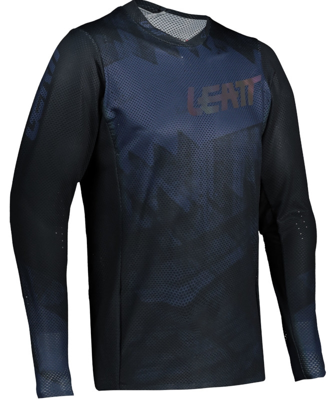 Leatt Jersey DBX 4.0 UltraWeld Black