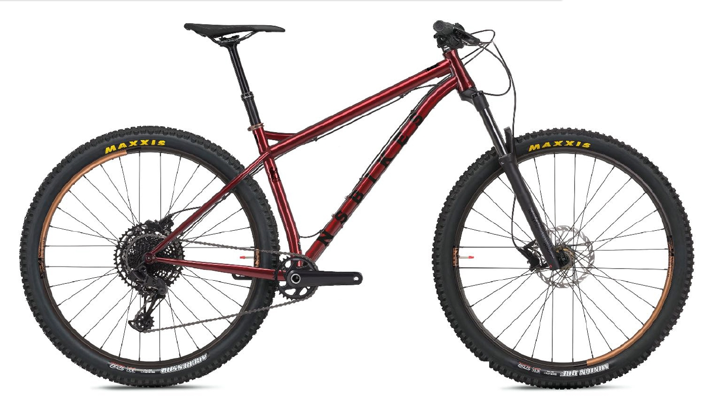 "NS Bikes Rower Eccentric Cromo 29"""