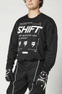 Shift - Jersey White Label Bliss Black/White