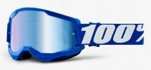 100% Gogle Strata 2 Mirror