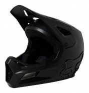 FOX - Kask Rampage Black MIPS Junior