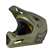 FOX - Kask Rampage Olive Green MIPS Junior