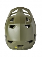 FOX Kask Rampage Olive Green MIPS Junior