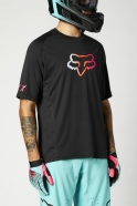 FOX - Jersey Defend Black/Black