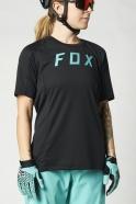 FOX - Jersey Defend Black Lady