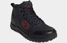 FIVE TEN - Buty Impact Mid Black Red Black