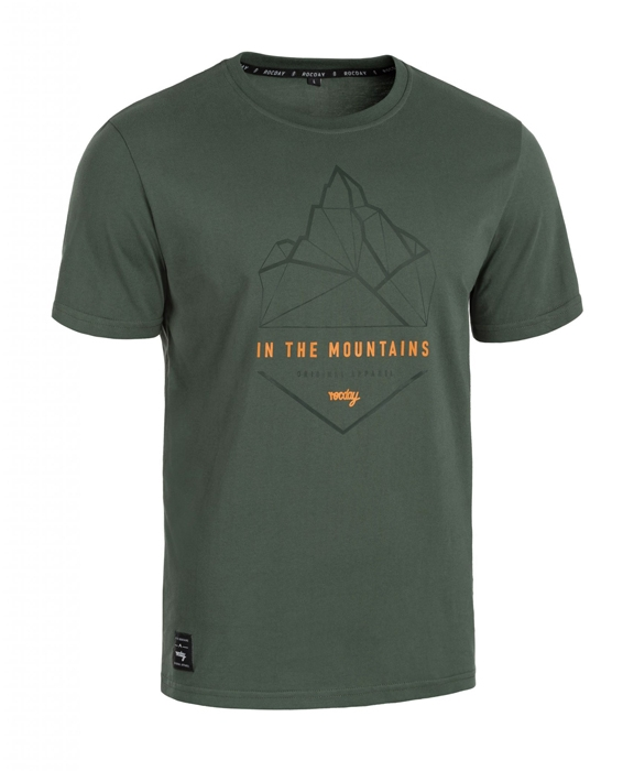 Rocday T-shirt Summit
