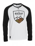 Rocday - Longsleeve Crest
