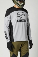 FOX - Jersey Defend Steel Grey LS