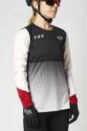FOX - Jersey Flexair Black/Pink Lady