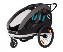 Hamax - Przyczepka rowerowa Traveller Twin