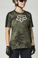 FOX - Jersey Ranger Dr Olive Green SS Lady