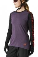FOX - Jersey Ranger Dr Black/Purple Lady